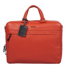 """Burkely On The Move Bold Bobby Laptopbag 15.6"""" Red"""