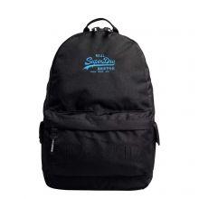 Superdry Montana Vintage Logo Backpack Black