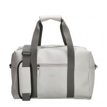 Charm London Neville Waterproof Duffle Bag Mid Grey