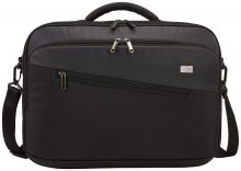 "Case Logic Propel Briefcase Laptop Bag 15.6"" Black"