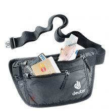 Deuter Security Money Belt I RFID Block Black