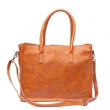 Zebra Trends Natural Bag Kartel Lisa Kunstleer Camel