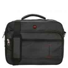 "Enrico Benetti Northern Business Laptoptas 15"" Zwart"