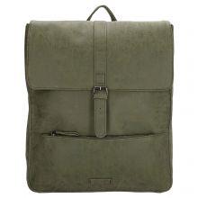 "Enrico Benetti Kate Backpack 15"" Olijf"