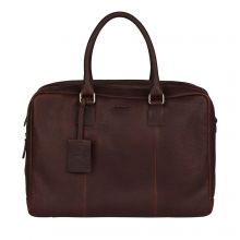 """Burkely Antique Avery Worker 15.6"""" Brown"""