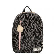 Zebra Trends Kinder Rugzak M Zebra Grey