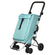 Playmarket Go Up Boodschappentrolley Coral Blue