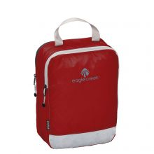 Eagle Creek Pack-It Specter Clean Dirty Half Cube Organizer Volcano Red