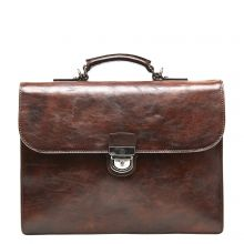 Castelijn & Beerens Rien Laptoptas 13.3'' RFID Cognac