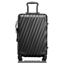 Tumi 19 Degree Aluminium International Carry-On Matte Black