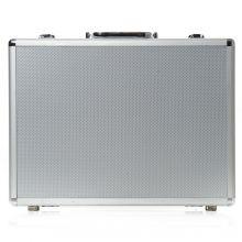 Alumaxx Aluminium Classic Attachékoffer Zilver 2485