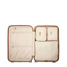 SuitSuit Fab Seventies Packing Cube Set Medium 66 cm Antique White