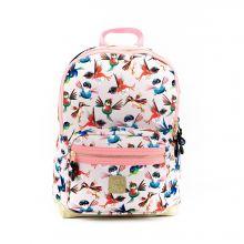 Pick & Pack Fun Rugzak M Birds Soft Pink