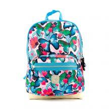 Pick & Pack Fun Rugzak Beautiful Butterfly M Multi Pastel