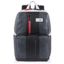 Piquadro Urban Computer Backpack 14'' Black/Grey