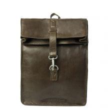 """Cowboysbag Backpack Little Doral Laptop 13"""" Dark Green"""