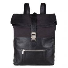 """Cowboysbag Backpack Hunter Laptop 15.6"""" Black"""