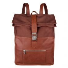 """Cowboysbag Backpack Hunter Laptop 15.6"""" Cognac"""