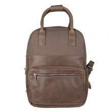 """Cowboysbag Backpack Rocket Laptop 13"""" Storm Grey 2275"""