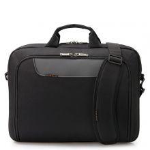 "Everki Advance Laptop Bag Briefcase 18.4"" Black"