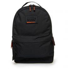 Superdry Hollow Montana Backpack Black Marl
