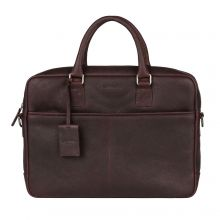 """Burkely Antique Avery Laptopbag 15"""" Brown"""