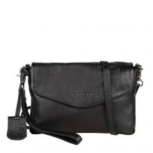 Burkely Just Jackie Crossover Clutch M Black