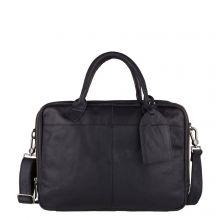 "Cowboysbag Laptop Bag Fairbanks Schoudertas 15"" Black"