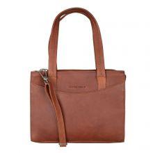 """Cowboysbag Clean Laptop Bag Lismore 13"""" Cognac"""