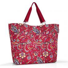 Reisenthel Shopper XL / Strandtas Paisley Ruby