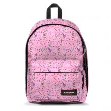 Eastpak Out Of Office Rugzak Herbs Pink