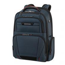 "Samsonite Pro-DLX 5 Laptop Backpack 17.3"" 3V Expandable Oxford Blue"