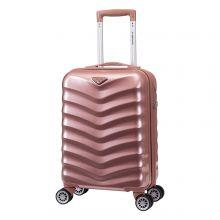 Decent Exclusivo-One Handbagage Trolley 55 Rosé