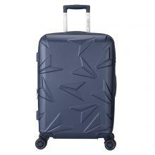 Decent Q-Luxx Trolley 67 Expandable Dark Blue