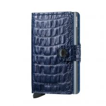 Secrid Mini Wallet Portemonnee Nile Blue