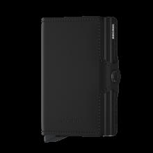 Secrid Twin Wallet Portemonnee Matte Black