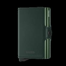 Secrid Twin Wallet Portemonnee Original Green