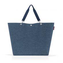 Reisenthel Shopper XL / Strandtas Twist Blue