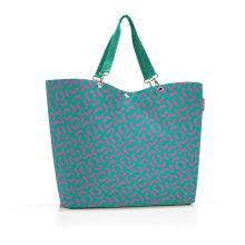 Reisenthel Shopper XL / Strandtas Signature Spectra Green