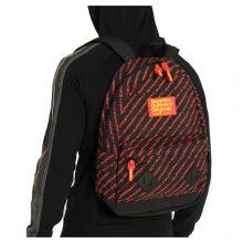 Superdry Montana Moto Logo Backpack Black / Red