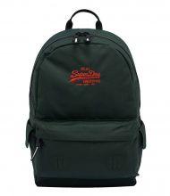 Superdry Montana Vintage Logo Backpack Deep Forest