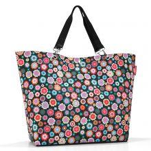 Reisenthel Shopper XL / Strandtas Happy Flowers
