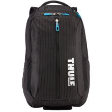 """Thule TCBP-317 25L Crossover 15.6"""" Backpack Black"""