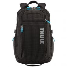 """Thule TCBP-115 21L Crossover 15"""" Backpack Black"""