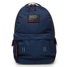 Superdry Hollow Montana Backpack Dark Navy