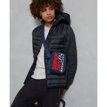 Superdry Montauk Side Bag Navy