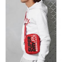 Superdry Montauk Side Bag Red