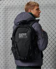 Superdry Tarp Backpack Classic Black