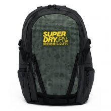 Superdry Tarp Backpack Classic Green Camo