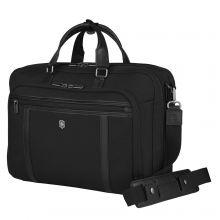 Victorinox Werks Professional Cordura 2-Way Carry Laptop Bag Black